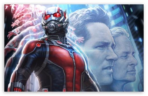 Download Ant Man UltraHD Wallpaper