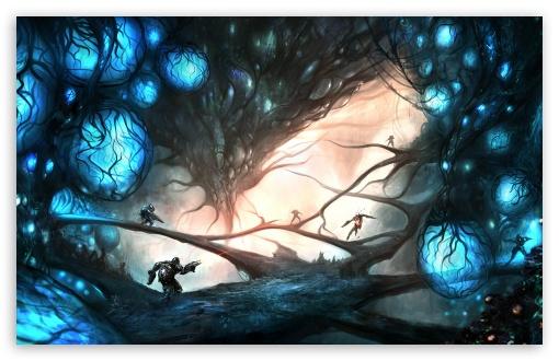 Download Fantasy Lands 12 UltraHD Wallpaper