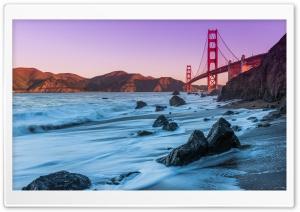 Golden Gate Bridge, San...