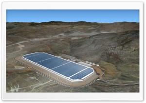 Tesla Gigafactory, Biggest...