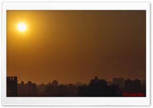 Taiwan At Sunset