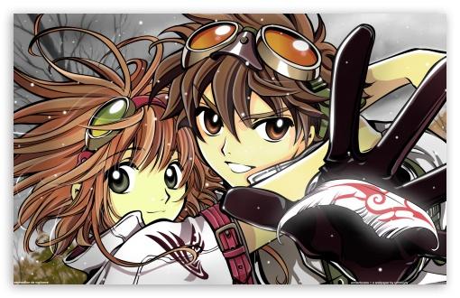 Download Tsubasa Reservoir Chronicle I UltraHD Wallpaper
