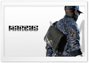Marcus Holloway Watch_Dogs 2
