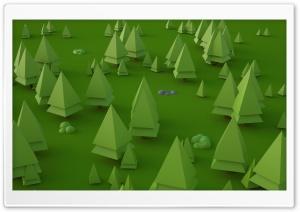 Low Poly Trees by Larix Studio