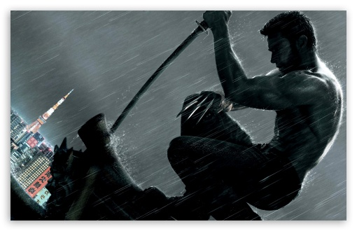 Download The Wolverine 2013 UltraHD Wallpaper