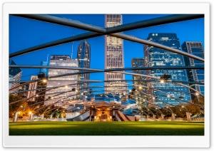 Jay Pritzker Pavilion, Chicago