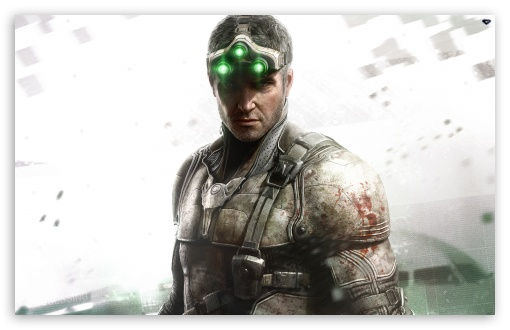 Download Splinter Cell: Blacklist UltraHD Wallpaper