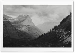 Glacier National Park Black...