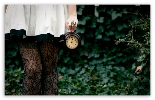 Download No Time to Say Hello, Goodbye - Alice in... UltraHD Wallpaper