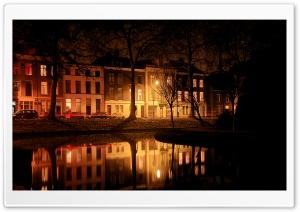 Foggy Evening, Utrecht