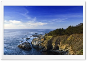 Sea Panoramic View