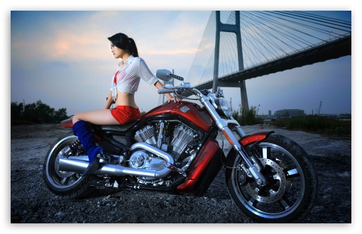 Download Harley Davidson UltraHD Wallpaper