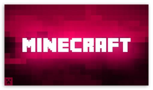 Download Minecraft Pink UltraHD Wallpaper