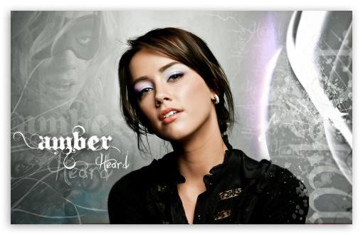 Download Amber Heard UltraHD Wallpaper