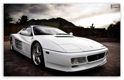Download Ferrari 512 TR UltraHD Wallpaper