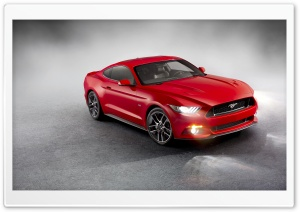 Ford Mustang GT 5.0L V8 RWD...