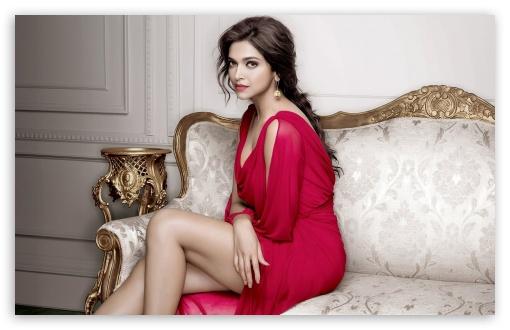 Download Deepika Padukone Tanishq Photoshoot UltraHD Wallpaper