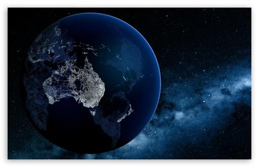 Download Australia Seen From Space UltraHD Wallpaper