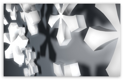 Download Crystals UltraHD Wallpaper