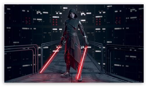 Download Star Wars Asajj Ventress UltraHD Wallpaper