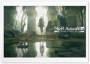 Nier Automata Become As Gods...