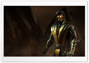 Mortal Kombat X game Scorpion