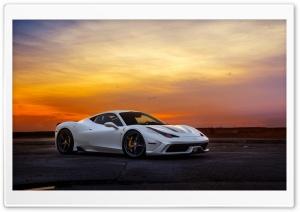 Ferrari White