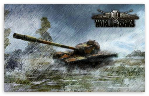 Download World of Tanks wallpaper 1 UltraHD Wallpaper