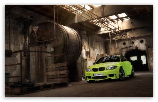 Download BMW 1 Serie M UltraHD Wallpaper