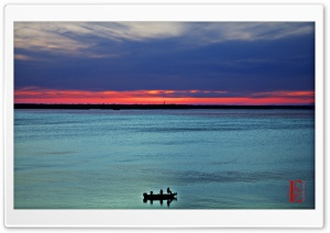 Boat, Clinton Lake