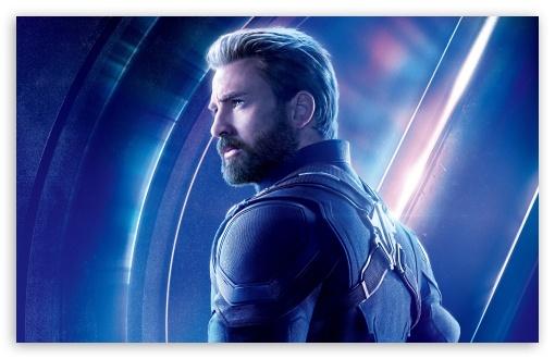 Download Avengers Infinity War 2018 Movie Captain America UltraHD Wallpaper