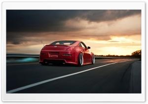 Nissan 350Z Red