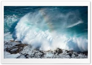 Rainbow Ocean HDR