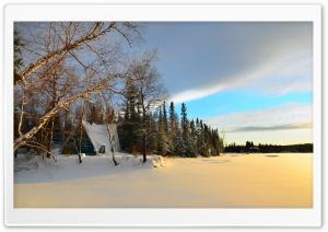 Winter, Landscape