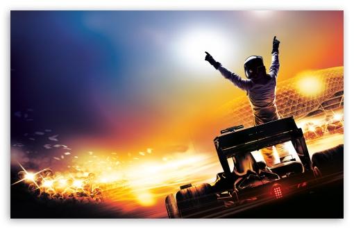 Download Formula 1 Video Game UltraHD Wallpaper