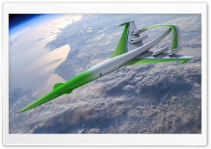 NASA Aircraft Prototype