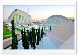 Valencia City Of Art&Science