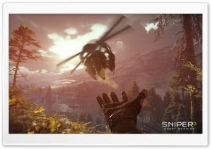 Sniper 3 Ghost Warrior Drone