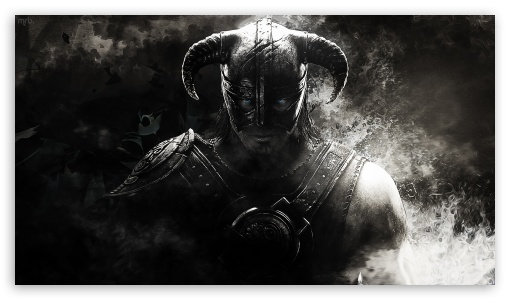 Download The Elder Scroll V Skyrim UltraHD Wallpaper