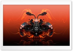 Pagani Huayra Super Fly Fire...