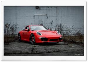 2013 Porsche 911 (991) with...