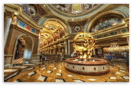 Download Lobby Of The Venetian UltraHD Wallpaper