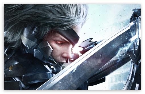 Download Metal Gear Rising Revengeance UltraHD Wallpaper