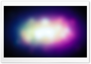 Glowing Grid Background