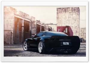 Black Corvette