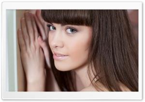 Brunette Photo Portrait
