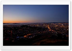 City Panoramic View