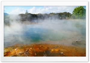 Geothermal Hot Springs,...