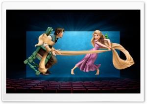 Tangled 3D Movie