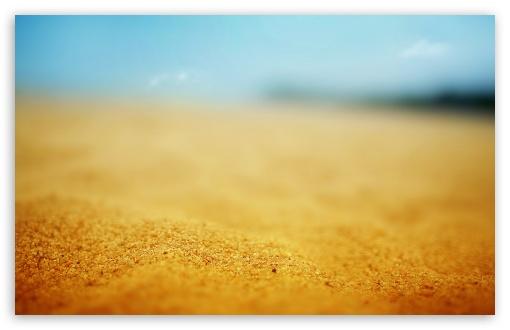 Download Sand Macro UltraHD Wallpaper
